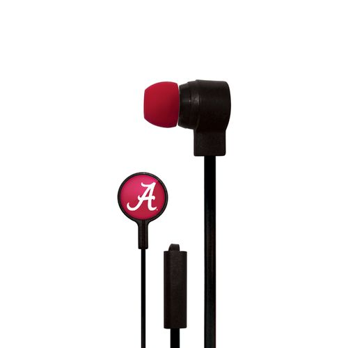 Mizco University of Alabama Big Logo Earbuds