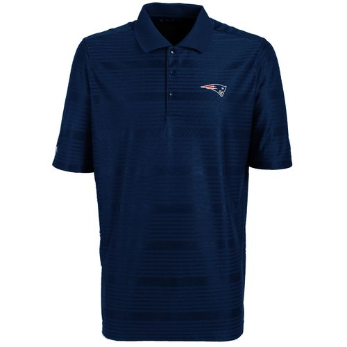 Display product reviews for Antigua Men's New England Patriots Illusion Polo Shirt