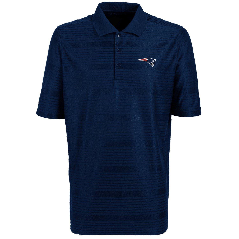 Antigua Men's New England Patriots Illusion Polo Shirt