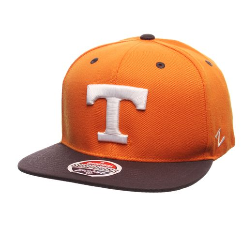 Zephyr Adults' University of Tennessee Z11 Core Snapback Hat