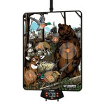 Triumph Sports USA Open Bow Over-the-Door Hunt Game