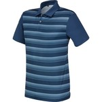 adidas™ Men's Block Stripe Polo Shirt