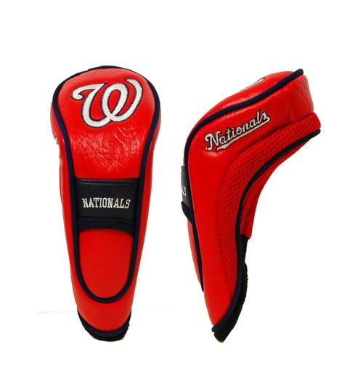 Team Golf Washington Nationals Hybrid Head Cover