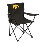 Logo University of Iowa Quad Chair