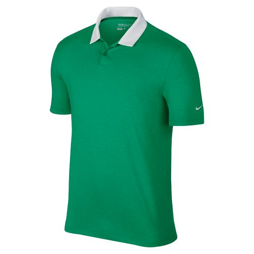 Nike Men's Icon Heathered Golf Polo Shirt