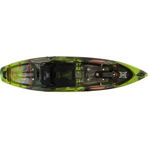 "Display product reviews for Perception Pescador Pro 100 10'6"" Fishing Kayak"