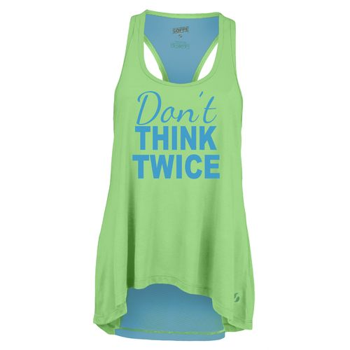 Soffe Juniors' Swing Tank Top