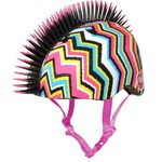 Krash Kids' Chevron Mohawk Bike Helmet