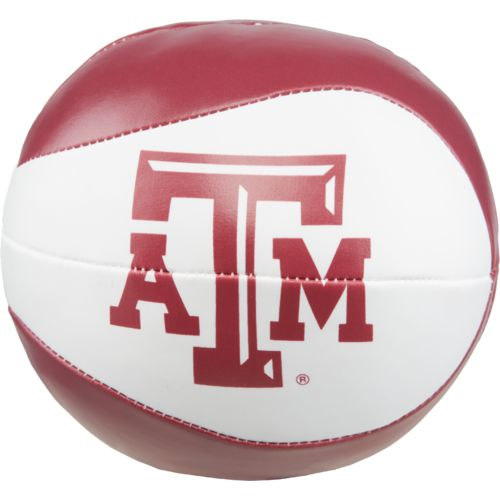"Rawlings® Texas A&M University Free Throw 4"" Softee Basketball"