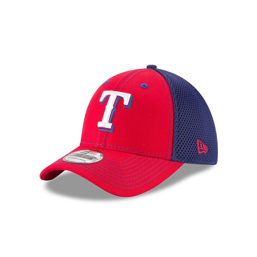 New Era Men's Texas Rangers 39Thirty Neo Cap