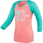 BCG™ Girls' Colorblock 3/4 Sleeve T-shirt