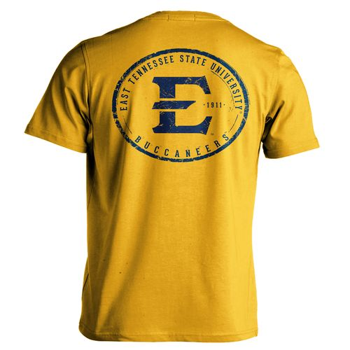 Image One Boys' East Tennessee State University Circle Silhouette T-shirt