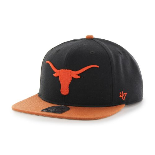 '47 Men's University of Texas Sure Shot 2-Tone Captain Cap