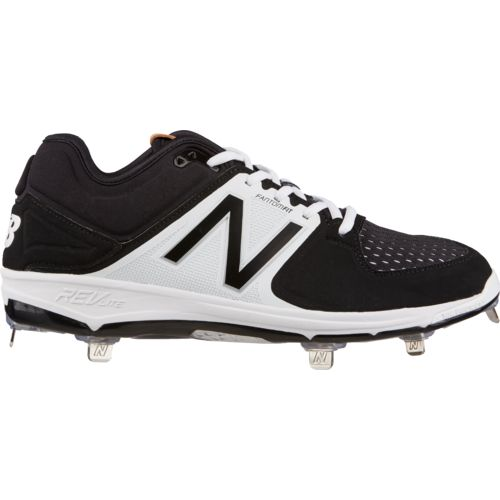 new balance baseball cleats red