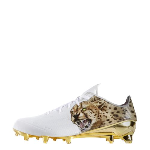Display product reviews for adidas Men's Adizero 5-Star 5.0 UNCAGED Football Cleats