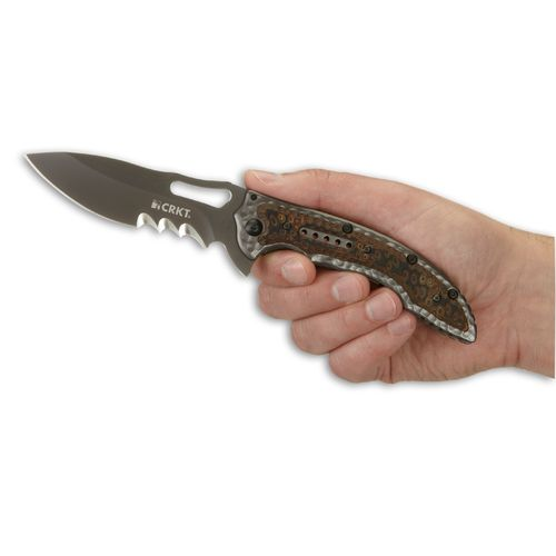 CRKT® Fossil Compact Folding Knife - view number 6