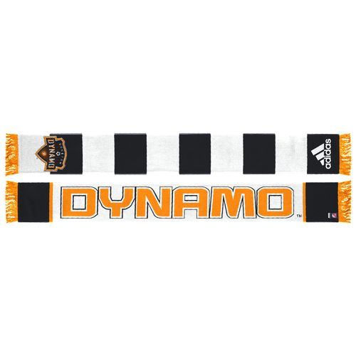 adidas Men's Houston Dynamo Authentic Coaches Scarf