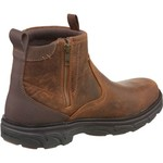 SKECHERS Men's Relaxed Fit Resment Boots - view number 1