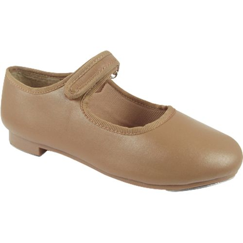 Dance Class Girls' Mary Jane Beginning Tap Shoes