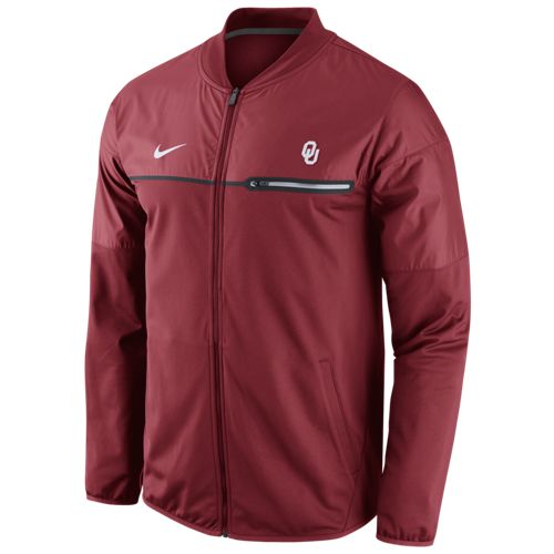 Nike Men's University of Oklahoma Hybrid Jacket