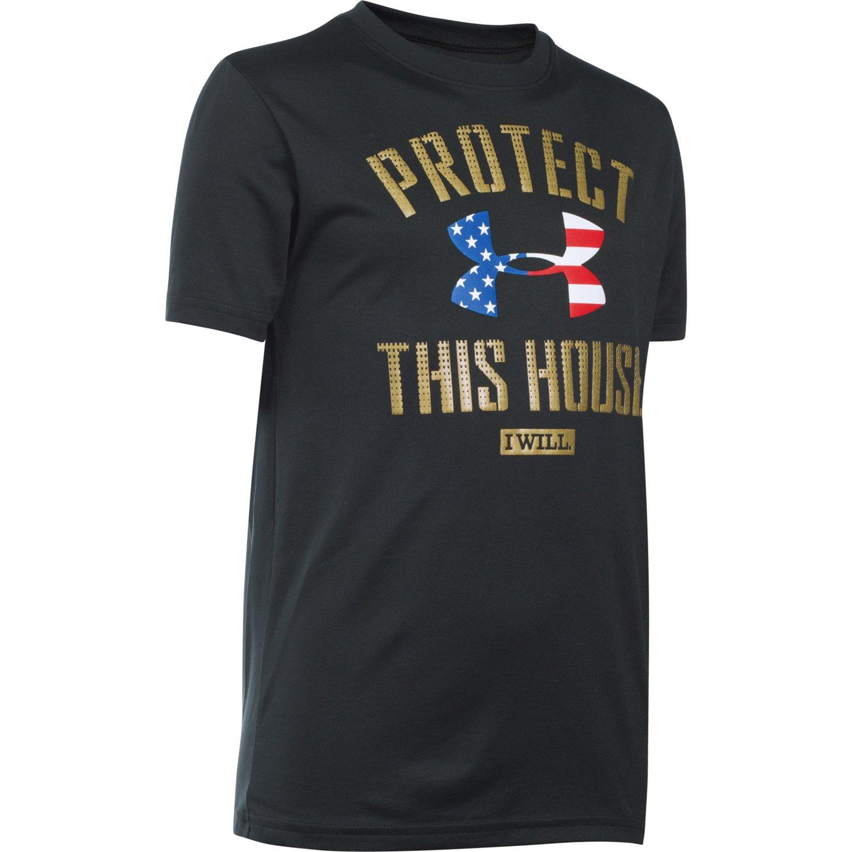 Under Armour® Boys' USA PTH™ T-shirt