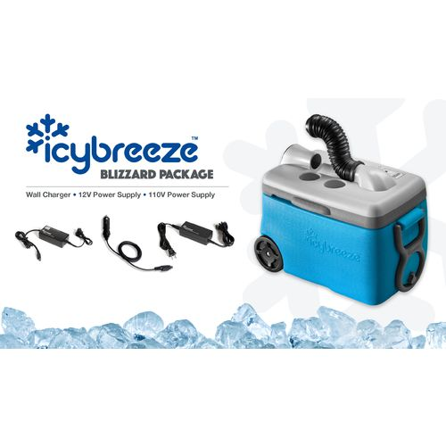 IcyBreeze Blizzard Portable Air Conditioner and Cooler - view number 3