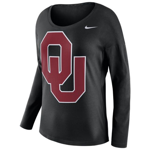 Nike Women's University of Oklahoma Tailgate T-shirt