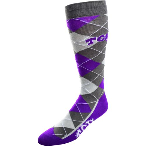 FBF Originals Men's Texas Christian University Argyle Zoom
