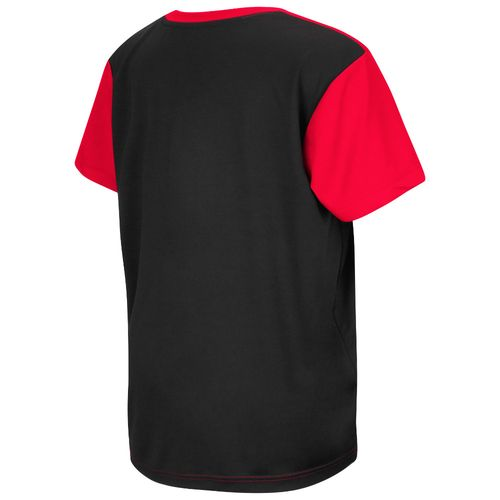 Colosseum Athletics™ Boys' University of Louisiana at Lafayette Short Sleeve T-shirt - view number 2