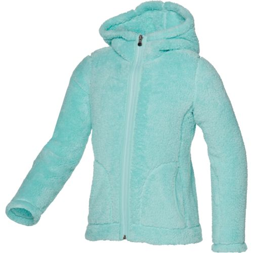 Magellan Outdoors™ Girls' Teddy Bear Fleece Jacket