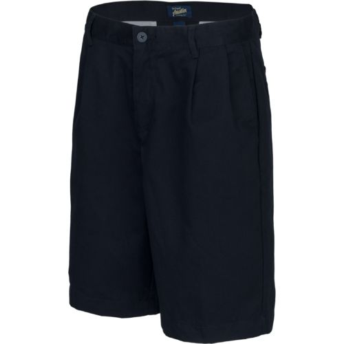 Display product reviews for Austin Trading Co. Men's Uniform Pleated Twill Short