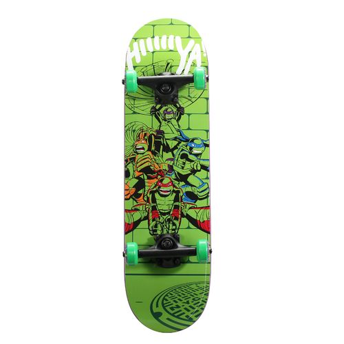"Bravo Sports 28"" Teenage Mutant Ninja Turtles Hiiya Skateboard"