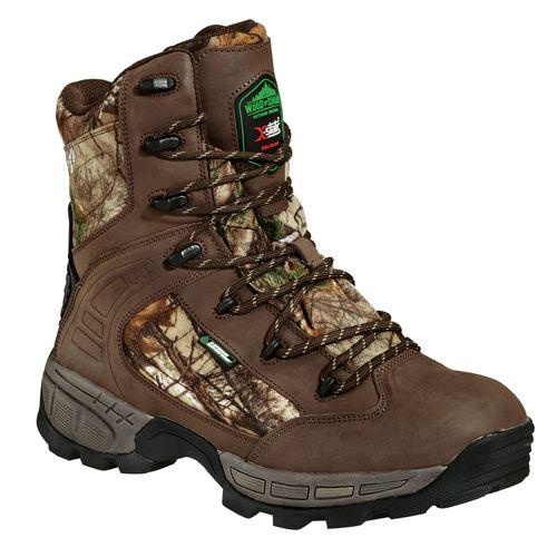 Wood N' Stream Men's Gunner Camo Hunting Boots