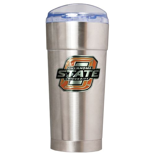 Great American Products Oklahoma State University 24 oz. Eagle Tumbler