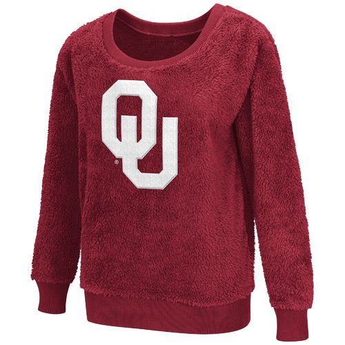 G-III for Her Women's University of Oklahoma Sherpa Guide Pullover