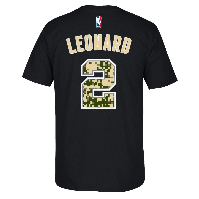 adidas™ Men's San Antonio Spurs Kawhi Leonard #2