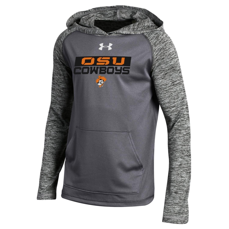 Under Armour™ Boys' Oklahoma State University Tech Hoodie