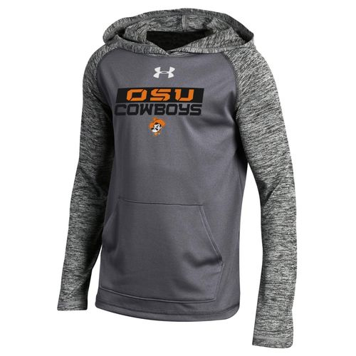 Under Armour™ Boys' Oklahoma State University Tech Hoodie