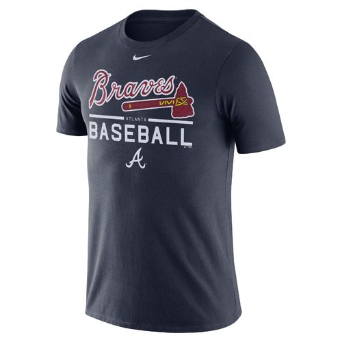 Nike Men's Atlanta Braves Practice T-shirt