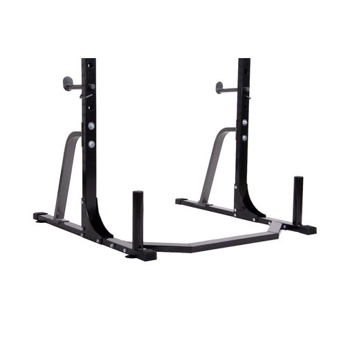 Body Champ Power Rack System with Olympic Weight Plate Storage - view number 6