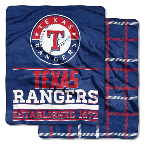 The Northwest Company Texas Rangers I-Cloud Throw