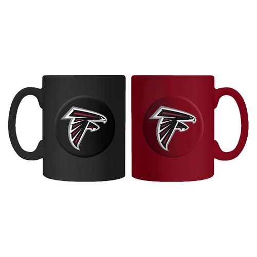 Boelter Brands Atlanta Falcons Home and Away Mug Set