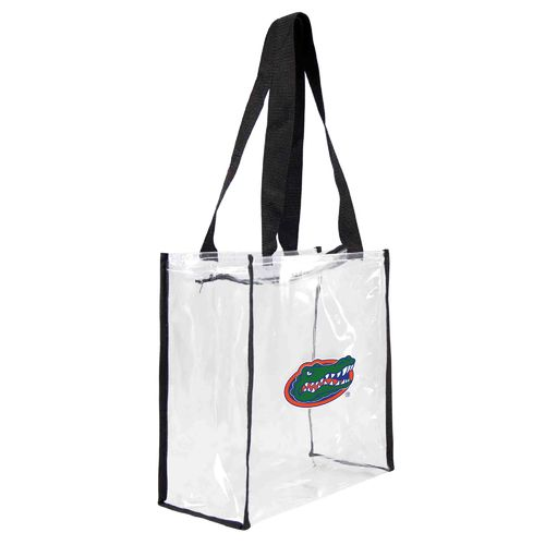 Little Earth Productions University of Florida Clear Square Tote Bag - view number 1