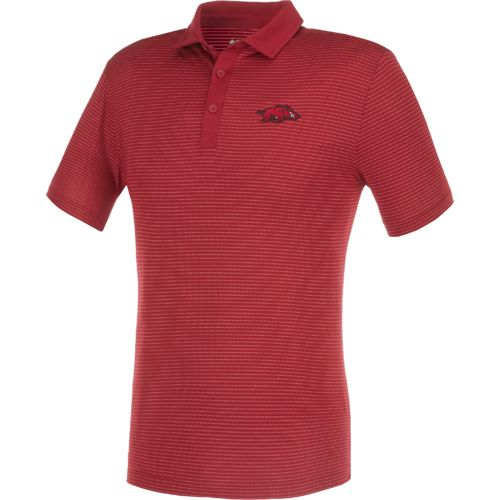 Columbia Sportswear™ Men's University of Arkansas Omni-Wick™ Sunday Polo Shirt