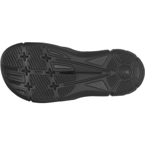 Under Armour Boys' Ignite V SL Soccer Slides - view number 5