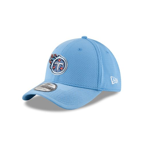 New Era Men's Tennessee Titans Color Rush 39THIRTY Cap