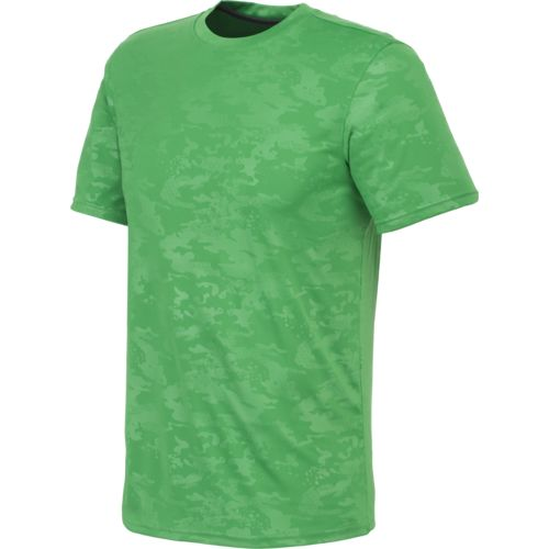 BCG Men's Turbo Emboss Short Sleeve T-shirt