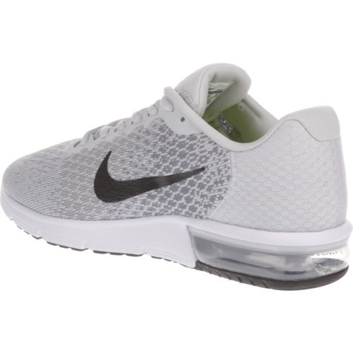 Nike Men's Air Max Sequent 2 Running Shoes - view number 3