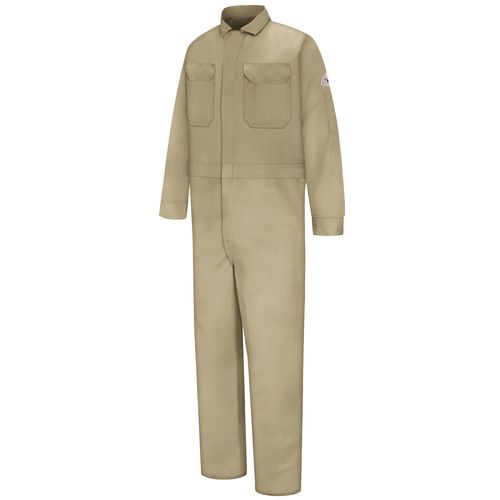 Bulwark Men's EXCEL FR Flame Resistant Deluxe Coverall