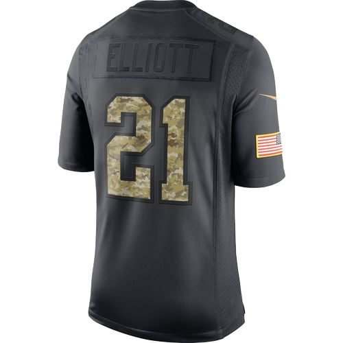 Nike™ Men's Ezekiel Elliott #21 Dallas Cowboys Replica Jersey